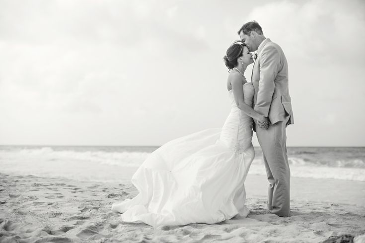hard rock beach bride