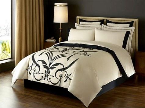 Pin by tishelle sarjeant on black room pinterest for Bed backboard designs