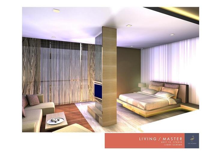 Studio Apartment Layout Concept Lagoons Dubai Uae