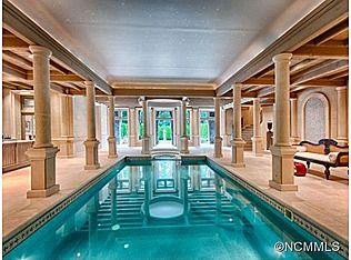 Inside pool 10 million dollar home nc my pinn house for 10 million dollar homes