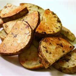 """Oven Roasted Potatoes 