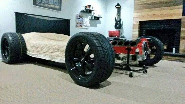 Man Cave With Bed : Man cave bed caves garages and auto bathrooms