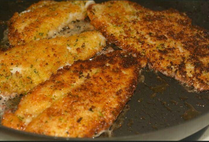 Flounder recipes pinterest for Ada s fish fry