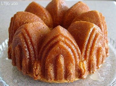 Golden Rum cake | Foodiees | Pinterest
