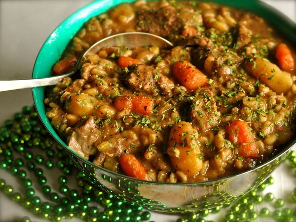 Irish Stew with Lamb and Guinness Stout | cook : S O U P S : | Pinter ...