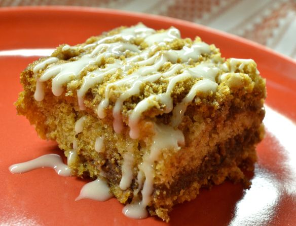 Cinnamon Streusel Coffee Cake | More Events & Recipies | Pinterest