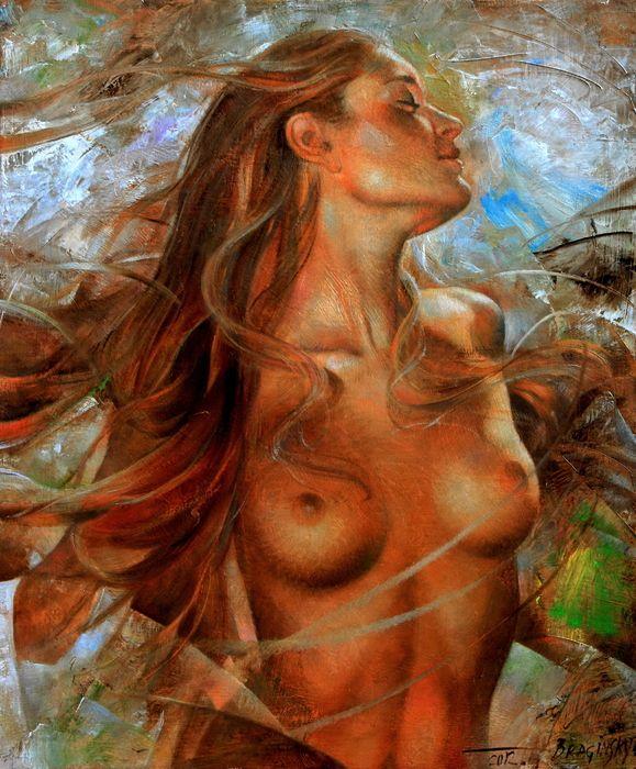 Nude Women Art Paintings
