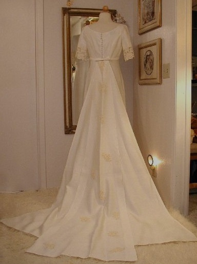 1800s wedding dress how gorgeous and its so modest