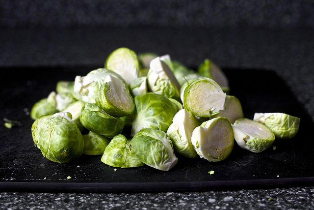 Dijon-Braised Brussels Sprouts. Because pinning vegetables is almost ...