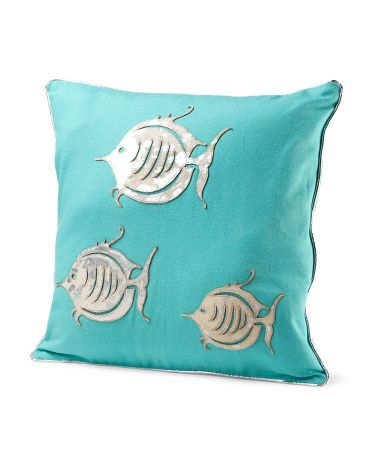 Fish Design Decorative Pillow Ideas for Living Rooms Pinterest