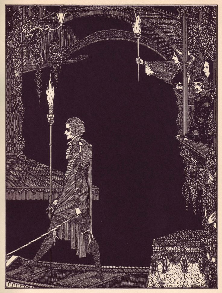 edgar allan poe illustrations - photo #17