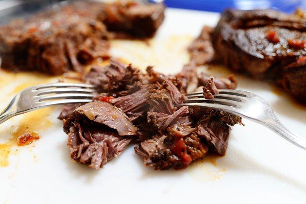 Hot & Spicy Italian Drip Beef | Recipe