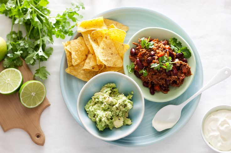 Get a taste of Mexico with this chilli con carne dish that the whole ...