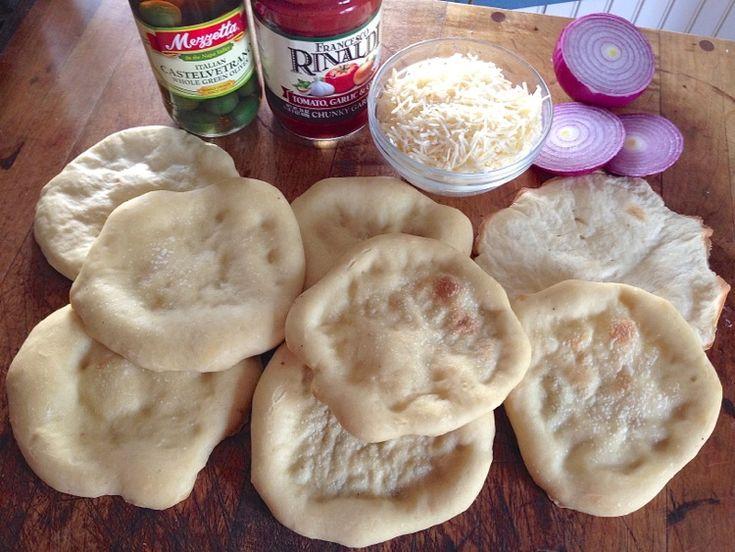 Make ahead pizza crusts-King Arthur Flour
