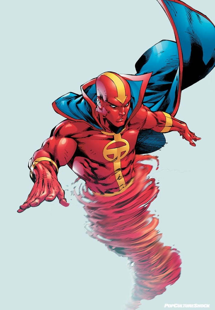 Red Tornado | DC Comics | Pinterest