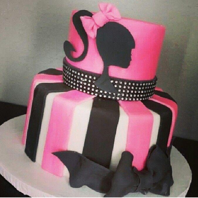 Girly Cake Images : Cute girly cake Cake Ideas Pinterest