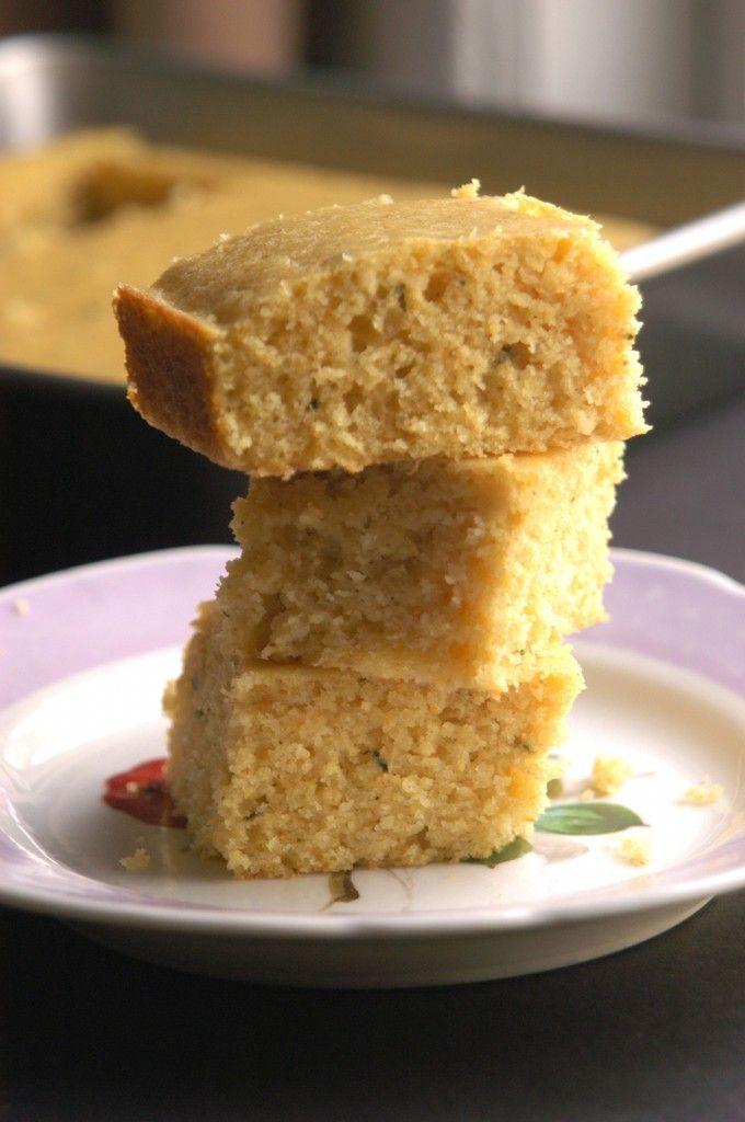 Brown Butter Sage Cornbread | Cook | Pinterest