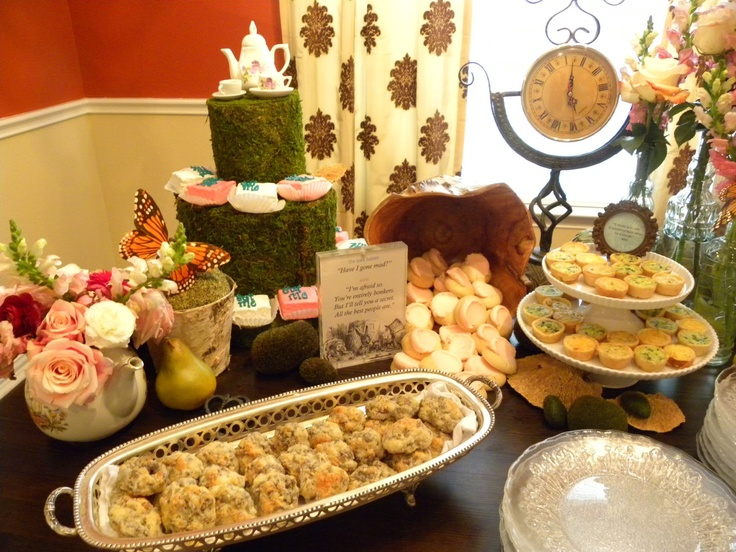 cute food table baby shower ideas pinterest