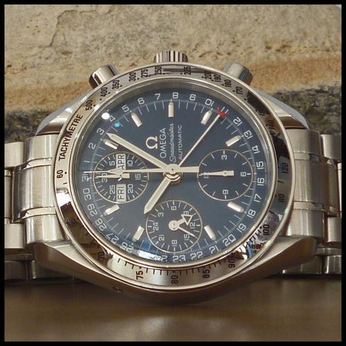 omega speedmaster chronograph triple date Genuine omega speedmaster chronograph watches available for purchase.