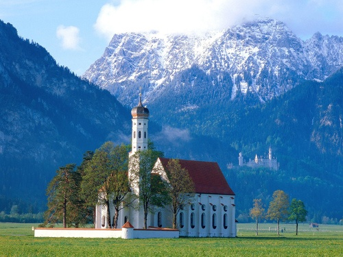 St. Coloman Church Bavaria Germany