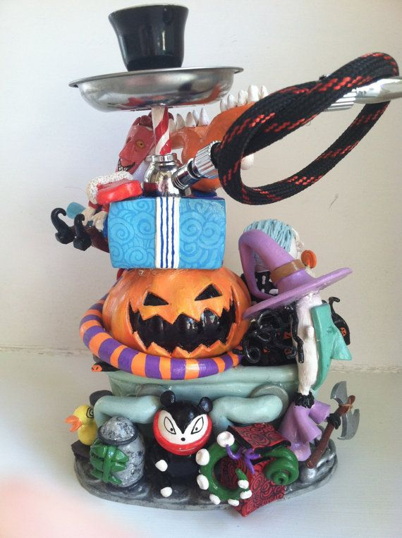Nightmare Before Xmas Hookah
