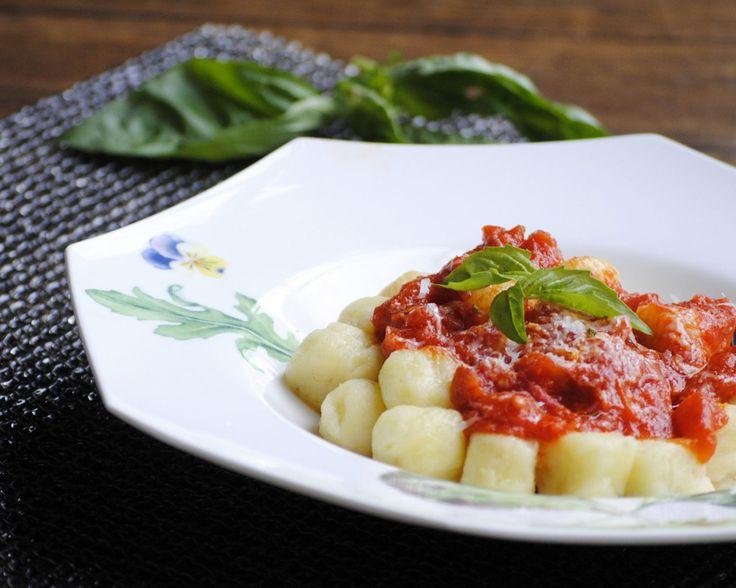Potato gnocchi - gluten free | Gluten Free | Pinterest