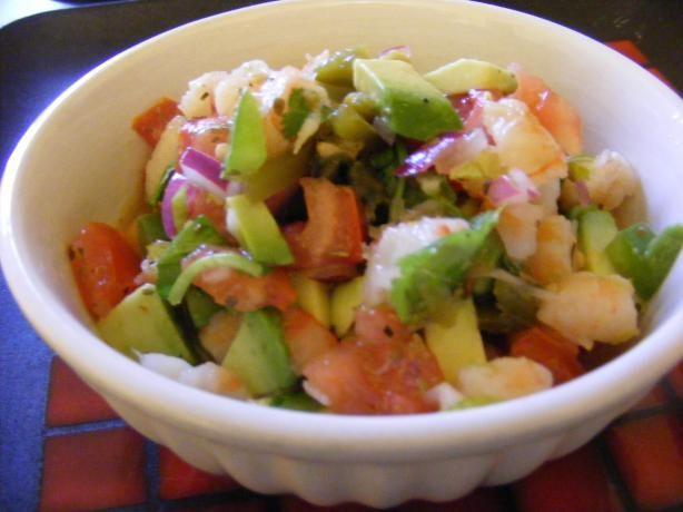 Shrimp Ceviche | Recipe