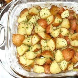 Garlic Red Potatoes Allrecipes.com just use EarthBalance instead of ...
