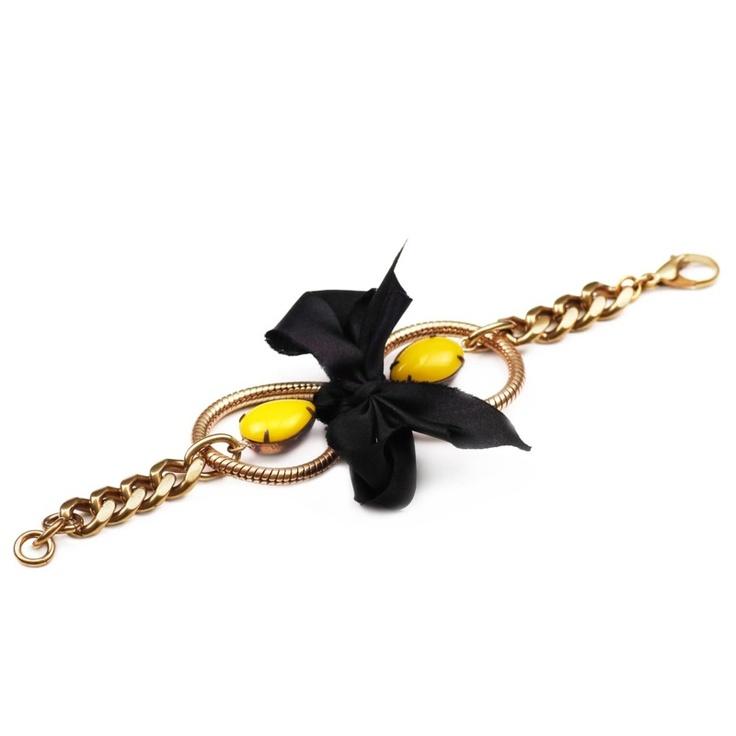 Lulu Frost - Infinity Bow Bracelet - love.