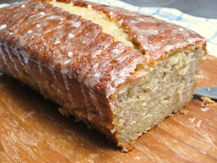 Buttermilk Banana Bread | Yummy | Pinterest