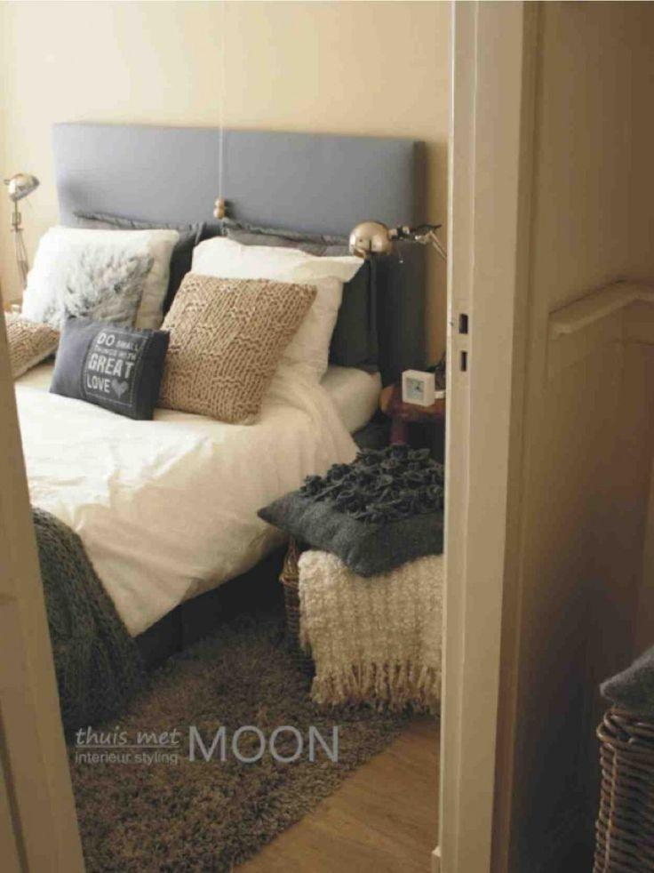 Stoere slaapkamer interieur inspiratie home pinterest for Interieur inspiratie slaapkamer