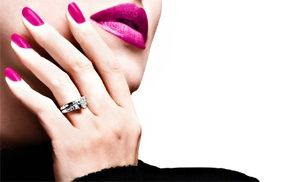 Shellac Manicures at A Perfect Nail at Aspen Spalon (Up to 53% Off