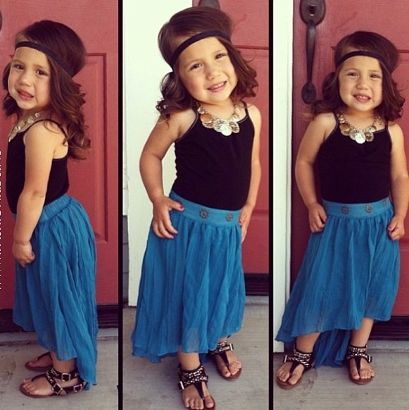 Kiddie style Once I Have A Kid Pinterest