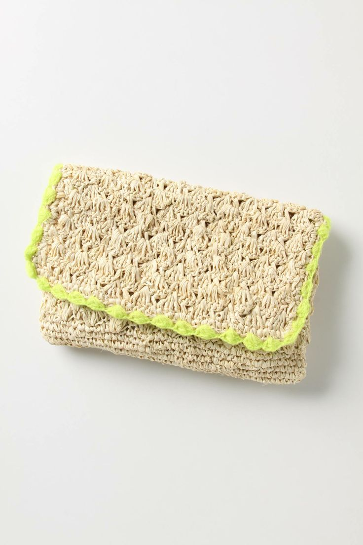 Crochet Clutch Purse : crochet clutch purse clutch Pinterest