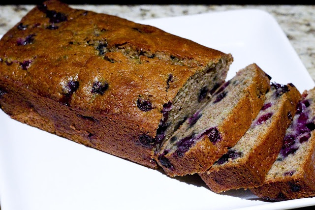Blueberry zucchini loaf | Bread, Dough & Pizza | Pinterest