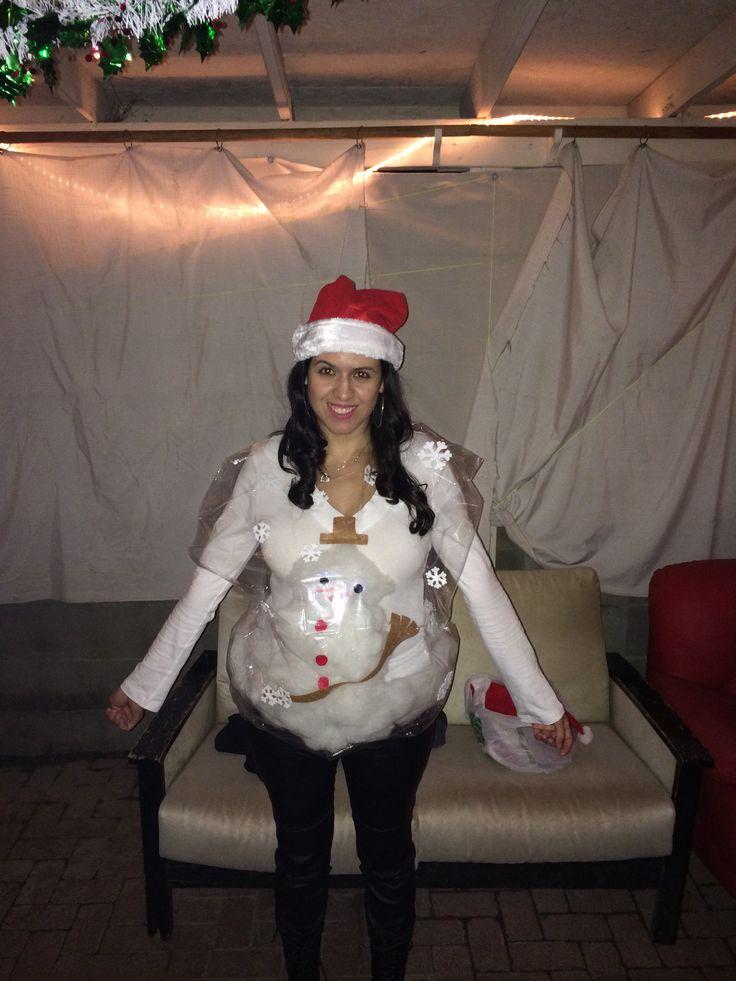 Snow Globe Christmas Sweater 47