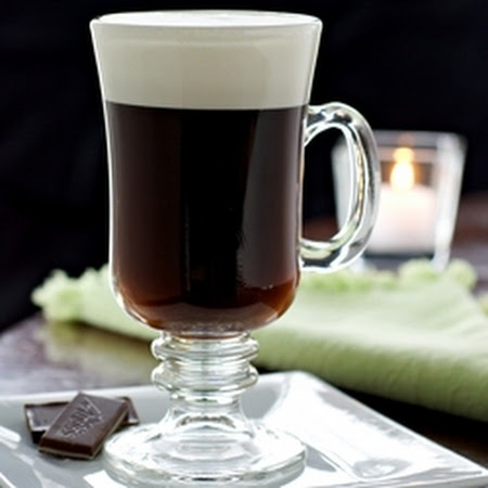 Irish Coffee | New years party | Pinterest