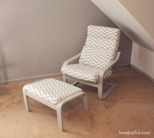 Ikea Apothekerschrank Bohrschablone ~ Nursery Ikea poang chair recover  How Joyful Tips for custom