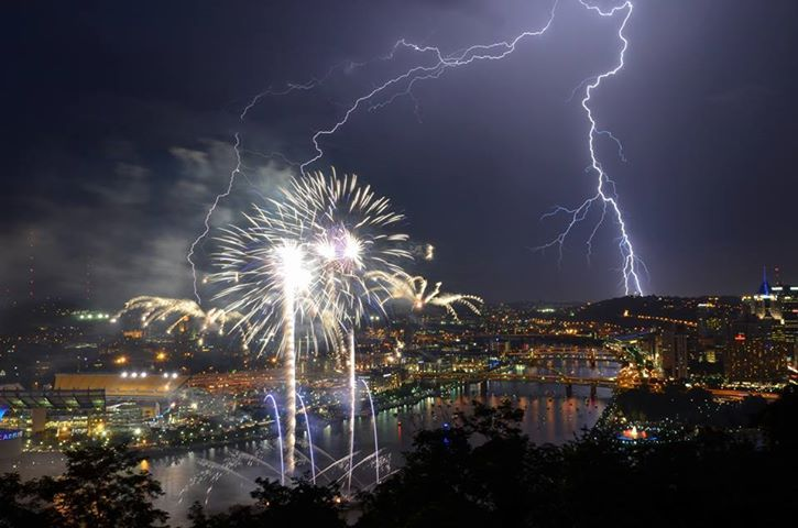 july 4th pittsburgh