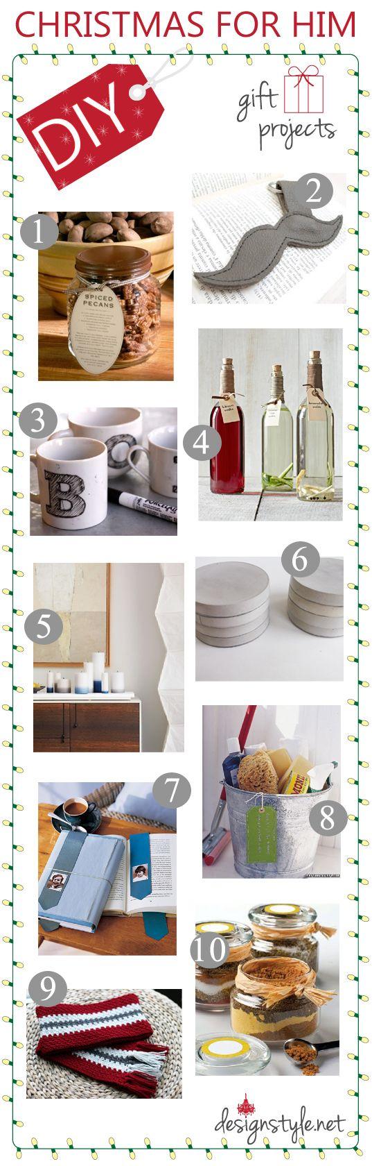 Diy Christmas Gift Ideas For Him Christmas Ideas