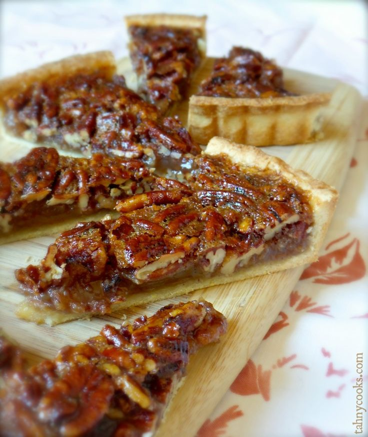 Maple Pecan Pie | **Bloggers Best Creations** | Pinterest