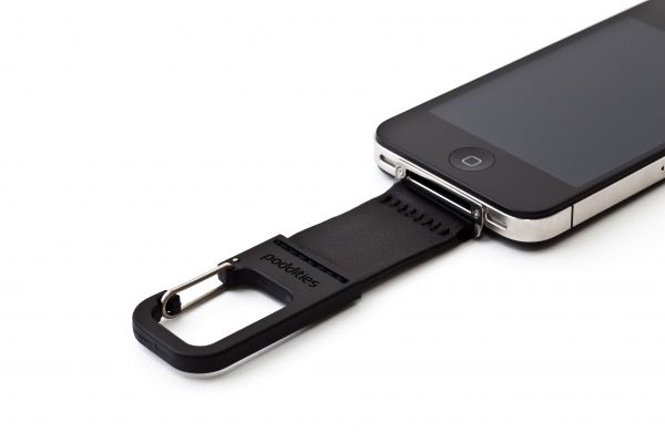 iPhone Carabiner Clip  what will photojojo think of next?  must have  #iphone #gadget #gadgetlove #photojojo #lynnfriedman