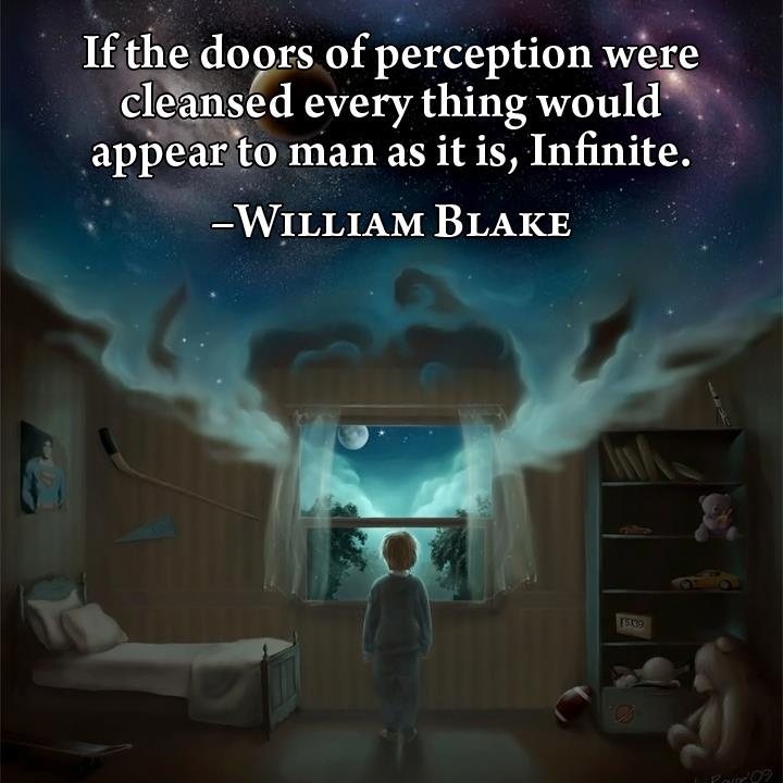 The Doors Of Perception Quotes Quotesgram