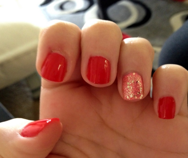 nail tutorial valentines day nails