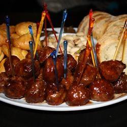 Cajun Appetizer Meatballs | Recipe