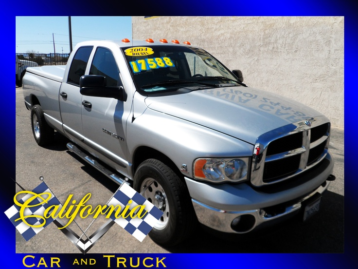 Used Diesel Cummins Dodge Ram For Sale | California Used ...