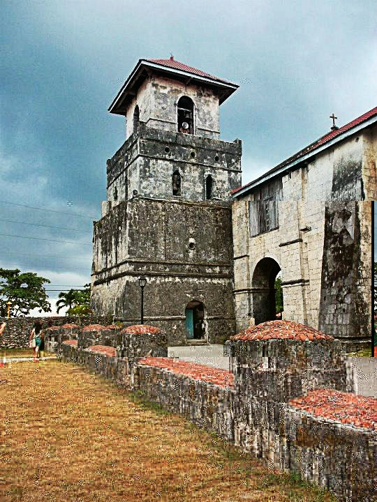 Baclayon Philippines  city pictures gallery : Baclayon Church Bohol, Philippines | Philippines | Pinterest