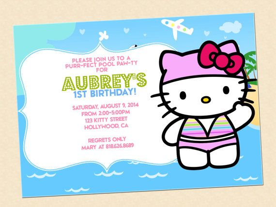 Etsy Birthday Invitation with good invitations template