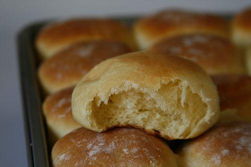 mashed potato rolls | breads | Pinterest