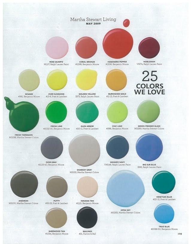 martha stewart color picks paint colors pinterest. Black Bedroom Furniture Sets. Home Design Ideas